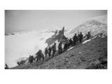 On the Summit of Rainier  1909
