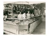 Meat Markets  1928