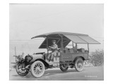 M Nakashima Delivery Truck  Circa 1918