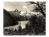 Turquoise Lake  Mt  1922