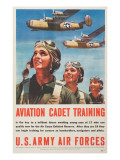 """Aviation Cadet Training: US Army Air Forces""  1943"