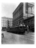 Tacoma Electric Interurban at Station  1924