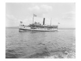 SS Flyer Steamship  1908