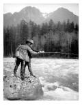 Skyskomish River Fishing  1906