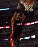 Miami Heat v Chicago Bulls - Game One  Chicago  IL - MAY 15: Chris Bosh