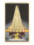 RCA Building  Rockefeller Center  New York City