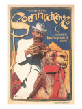 Photographer on Camel