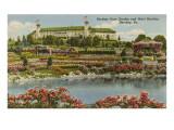 Hershey Rose Garden and Hotel  Hershey  Pennsylvania