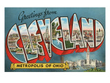 Greetings from Cleveland  Ohio
