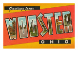 Greetings from Wooster  Ohio