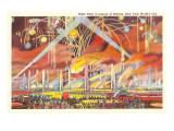 Fireworks  New York World's Fair  1939