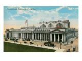 Pennsylvania Station  New York City