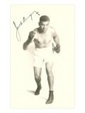 Autographed Photo of Jack Dempsey