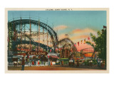 Cyclone  Coney Island  New York City