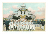 Guns and Gunners of USS Battleship Kentucky