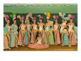Showgirls  Las Vegas  Nevada