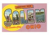 Greetings from Salem  Ohio