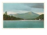 Whiteface Mountain  Lake Placid  New York