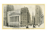 Stock Exchange  Wall Street