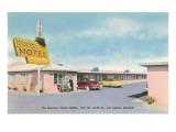 Yucca Motel  Las Vegas  Nevada