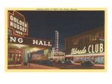 Eldorado Club  Golden Nugget  Las Vegas  Nevada