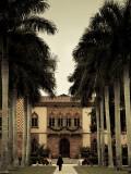 USA  Florida  Sarasota  Ringling Museum  Ca D'Zan  John Ringing Mansion