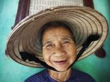 Vietnam  Hoi An  Portrait of Elderly Woman