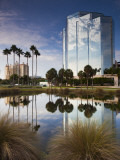 USA  Florida  Sarasota  Skyline and One Sarasota Tower Building