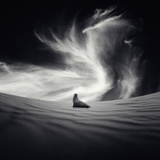 Desierto Papier Photo par Luis Beltran
