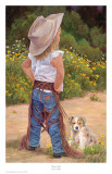 Boss Lady Reproduction d'art par June Dudley