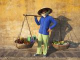Vietnam  Hoi An  Fruit Vendor