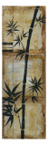 Patinaed Bamboo II Reproduction d'art par Jennifer Goldberger