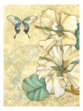 Non-Embellished Hibiscus Medley I