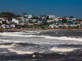 Buildings at the Waterfront  Playa La Boca  La Barra  Punta Del Este  Maldonado  Uruguay