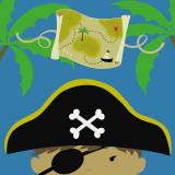 Peek-a-Boo Heroes: Pirate