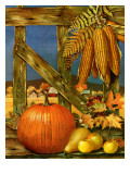 """Fall Harvest "" October 27  1945"