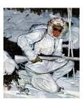 """Ski Patrol Soldier "" March 27  1943"