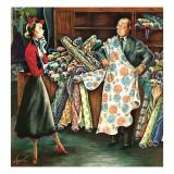 """Fabric Store "" May 22  1948"