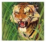 """Snarling Tiger "" April 19  1941"