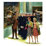 """Girl-Watching Sailors "" August 12  1961"
