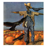 """Scarecrow "" October 26  1946"