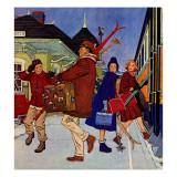 """""""Wrong Week at the Ski Resort """" January 14  1961"""