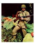 """Jungle Commando "" October 24  1942"