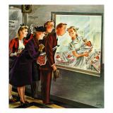 """""""Maternity Ward """" November 2  1946"""