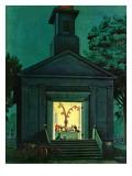"""""""Choir Practice """" August 10  1946"""