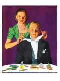 """Tying a Tux Tie "" April 26  1941"