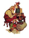 """Santa's Computer "" December 1  1982"