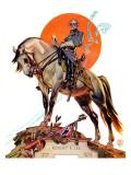 """""""Robert E Lee on Traveler """" January 20  1940"""