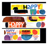 """Happy Collage "" December 28  1968"
