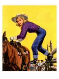 """""""Woman at Dude Rance """" June 20  1942"""